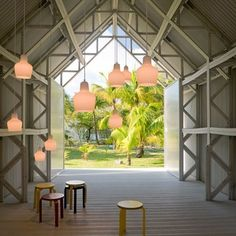 LIGHT FITTINGS IN ALVAR AALTO'S ARCHITECTURE