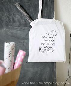 Fräulein Lampe: Einhörner und Kinderpartys Words Quotes, Reusable Tote Bags, Paper Crafts, Blog, Birthday, Post, Diy, Inspiration, Image