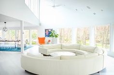 92 best curved sofas images in 2019 curved sofa living room rh pinterest com