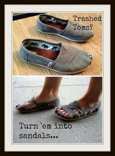Upcycle Toms
