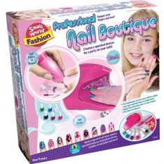 Really cool presents for 12 year old girls top list birthdays professional nail spa fashion craft kit negle Choice Image