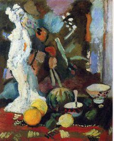 Henri Matisse http://alongtimealone.tumblr.com/post/34457282524/matisse