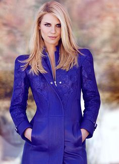 Claire Danes Stars in Flares November Cover Shoot, Lensed by Chris Nicholls