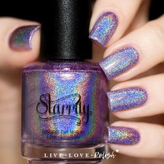 Starrily Malibu Mist Nail Polish (Bon Voyage Collection)