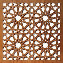 moroccan wood lattice - Google Search