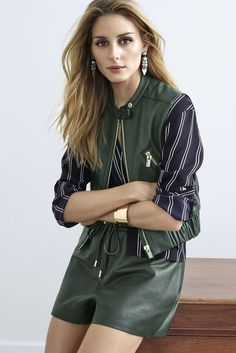The Olivia Palermo Lookbook : Olivia Palermo For POPSUGAR Fashion