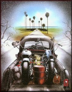 """""""The Ride Home""""~ by Nicola"""