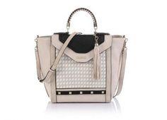 Guess borse collezione Primavera Estate 2014 - Shopper in tessuto intrecciato Guess