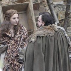 Sam & Gilly from Game of Thrones Season 7 filming in Spain. Watch my latest spoilers/news breakdown on my channel to see what they're up to. https://www.youtube.com/watch?v=Nya5FCctmFY Westeros' cute couple have been spotted filming Oldtown scenes where other Game of Thrones Cast members were shooting King's Landing Scenes. The video goes through all the latest Game of Thrones Season 7 cast and filming news.