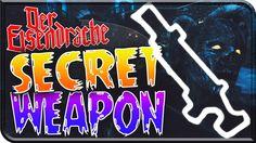 DER EISENDRACHE: SECRET GUN!! EASTER EGG- BLACK OPS 3 ZOMBIES! (BO3 Hidd...