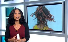 To a black girl whose hair was deemed 'unacceptable'MSNBC