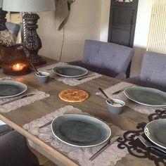 #kwantuminhuis Servies CRACKLE > https://www.kwantum.nl/wonen/keuken-artikelen/servies-bestek @casa_no_9