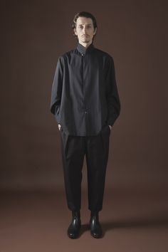 Christophe Lemaire | Collection Homme Automne-Hiver 2012/2013