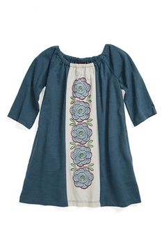 Tea Collection 'Art District' Floral Dress (Baby Girls) available at #Nordstrom