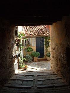 Castagneto Carducci, Tuscany~