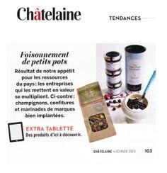 Châtelaine - Simon Turcotte