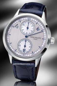 Patek Philippe Regulator with Annual Calendar