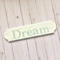 https://www.etsy.com/listing/494033514/mint-baby-nursery-dream-wood-sign-mint