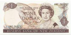 1 Dollar 1992 (Elizabeth II)