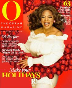 December 2008.   Another lovely piece by Catherine Newman http://www.oprah.com/spirit/Finding-Comfort-in-a-Creche