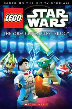 Lego Star Wars: The Yoda Chronicles Trology by Ace Lander