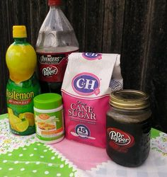 Coffee Jelly and other jelly recipes