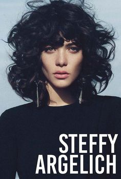New Faces 2015 - 25 New Models to Watch For This Fashion Week -  Steffy Argelich