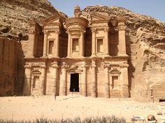 Petra البتراء in بترا, Ma'ān