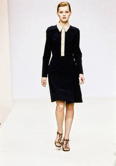 Prada Spring 1996 Ready-to-Wear Fashion Show - Guinevere Van Seenus