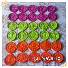 OS PONTINHOS DA MAMAE (crochet-tricot-ponto cruz-costurinhas,etc): almofadas-almohadones