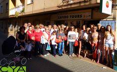 Fiesta en Zafiro Tours La Unión www.launion.zafirotours.es