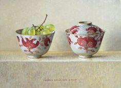 Met deksel en met druiven 2007 (15 x 20 cm)