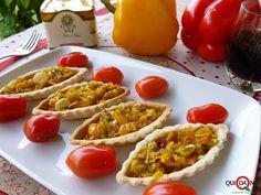 barchette peperoni ricetta