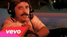 Foo Fighters - Learn To Fly video, circa 1999 - and I have loved Dave Grohl and FF ever since!
