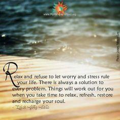 #relax #refresh #restore #rechsrge