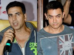 Aamir Replies to Akshay Kumar, Blames Media for Controversy