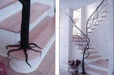 banister designs | Interesting Banister - Sanitaryum | CLEAN HUMOR | Clean Funny Pictures ...
