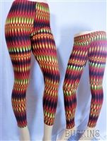 Inferno Design  in Mom and me Sets! See more designs at www. laurnetleggings.com