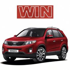 Nominate your father figure & you could win a Next Gen Kia Sorento!