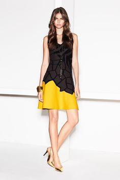 Escada Spring 2014 Ready-to-Wear Fashion Show
