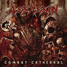 "SPV GmbH / Steamhammer - press release - Assassin are streaming a first song from the new album ""Combat Cathedral"" yesterday  German Thrash Metal Vets ASSASSIN are streaming a first song from the upcoming album ""Combat CATHEDRAL"" via Soundcloud today.​ The album will be released worldwide May 20, 2016 via Steamhammer / SPV and is available as digipac CD and strictly limited vinyl edition (500 only worldwide!)"
