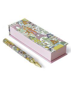 Look at this #zulilyfind! Paris Brejer Pen #zulilyfinds