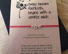 Wish on a star charm   Etsy