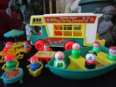 Fisher Price Camper