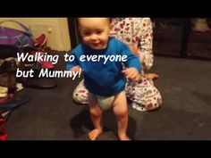 Walking to Everyone But Mummy! (27 June to 3 July 2016)