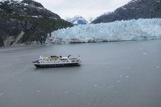 Alaska Trip: Cruising Glacier Bay