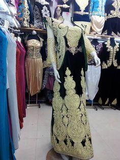 Algérienne dress #costotinoise
