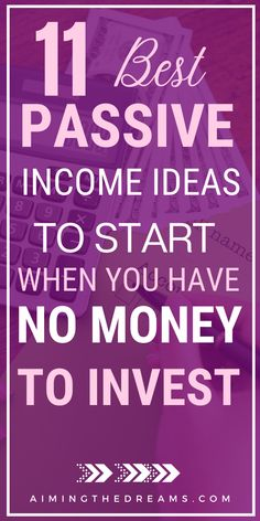 Passive Income Streams, Creating Passive Income, Show Me The Money, Make More Money, Investing Money, Saving Money, Peer To Peer Lending, Start A Business From Home, Dividend Stocks