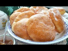 Serbian Recipes, Serbian Food, Kiflice Recipe, Bread And Pastries, Bakery Recipes, Make It Yourself, Cooking, Youtube, Desserts