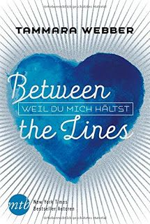 Merlins Bücherkiste: [Gewinnspiel] Between the lines - Weil du mich hältst #Gewinnspiel #Buchtipp